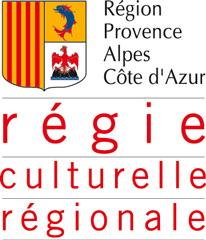 logo de la régie culturelle de la région paca