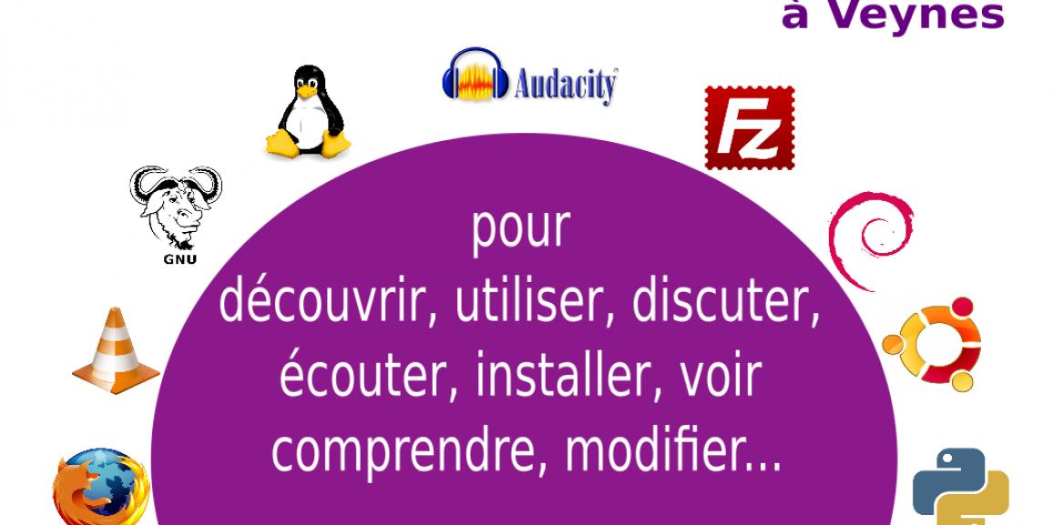 Soirée Linux Alpes Février