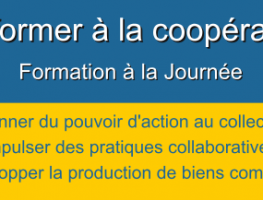 L'écriture collaborative – modules courts – Formation coopération